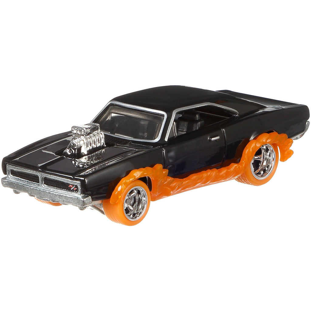 Hot Wheels Pop Culture 1:64 Scale Ghost Rider Charger