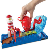 Hot Wheels City Octopus Playset