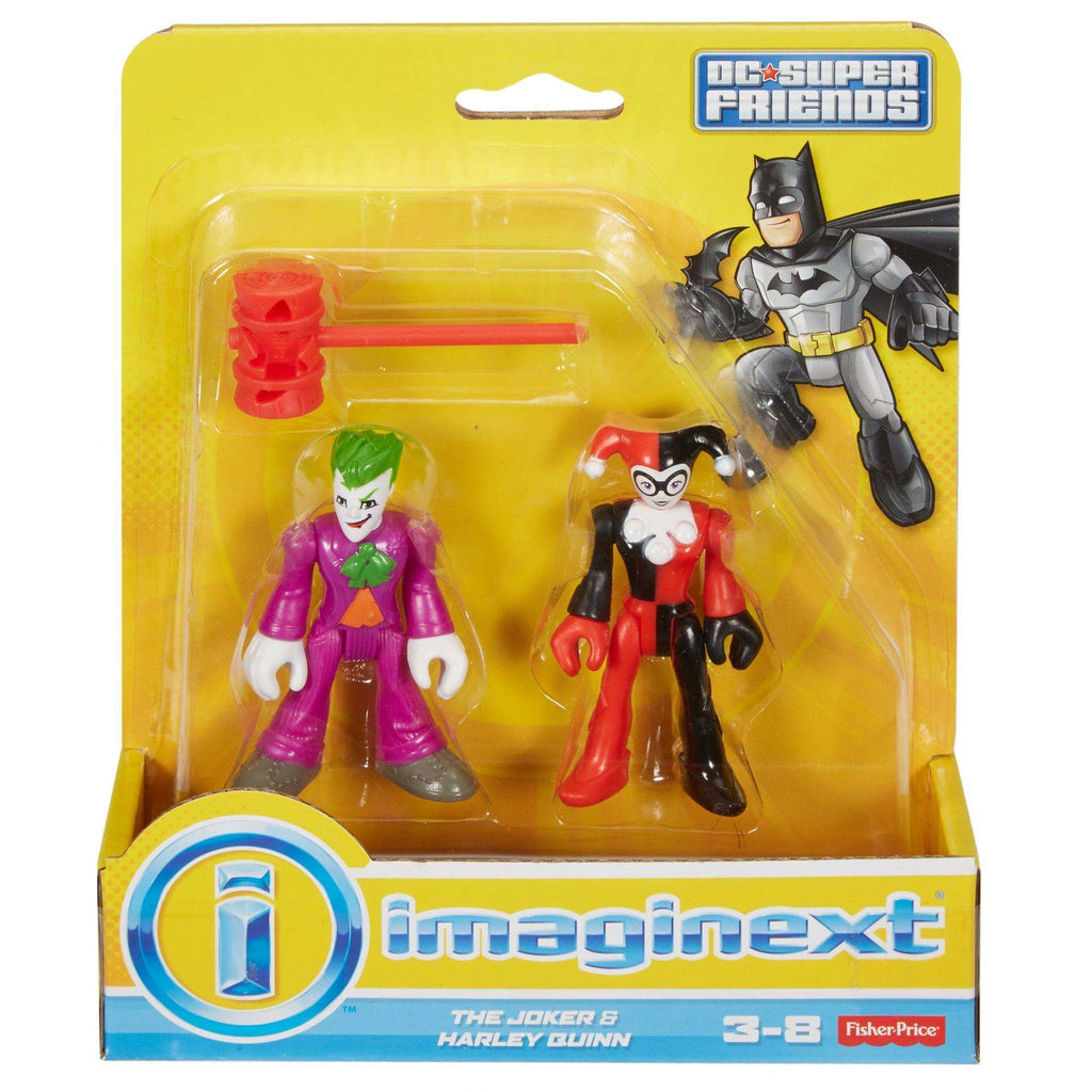 Batman Imaginext Harley Quinn Figure