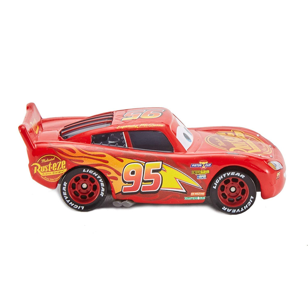 Disney Pixar Cars 3 Lightning Mcqueen Die Cast Vehicle