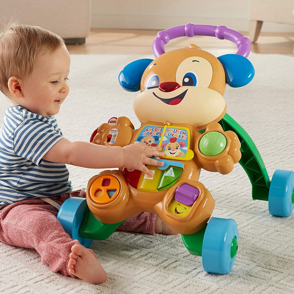 Laugh & Learn Smart Stages Learn with Puppy Walker