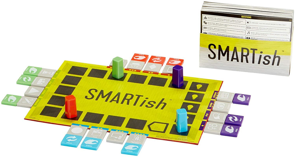 Smartish Trivia Game