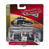 Disney/Pixar Cars Die-cast Sheriff Vehicle