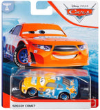 Disney Cars Speedy Comet 1:55 Scale Diecast