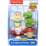 Little People Toy Story 4 Buzz Lightyear & Friends