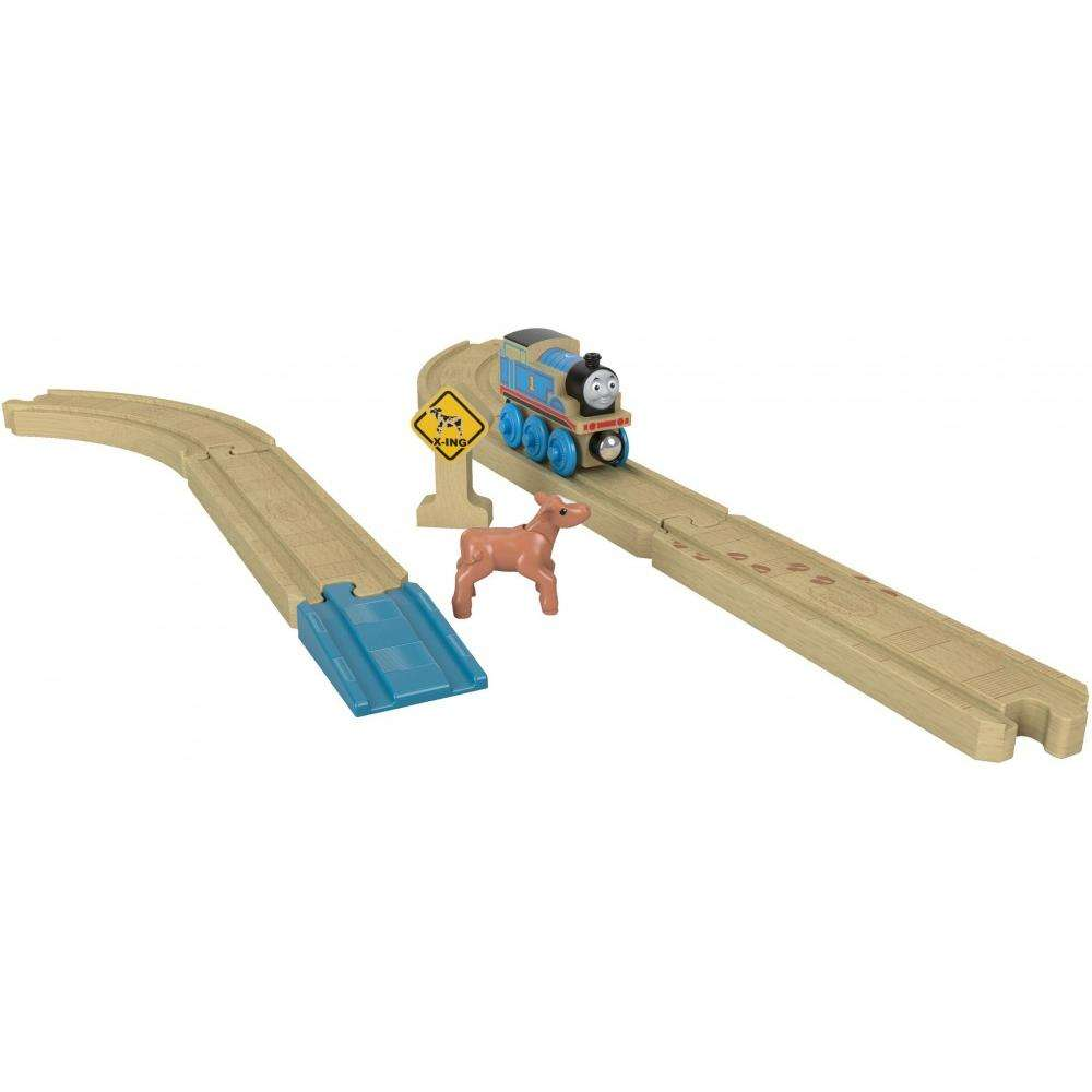 Thomas&Friends Wooden Railway Straight&Curve Track