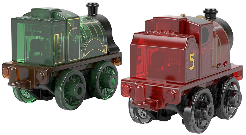 Fisher-Price Thomas & Friends MINIS, Light-ups, James & Emily