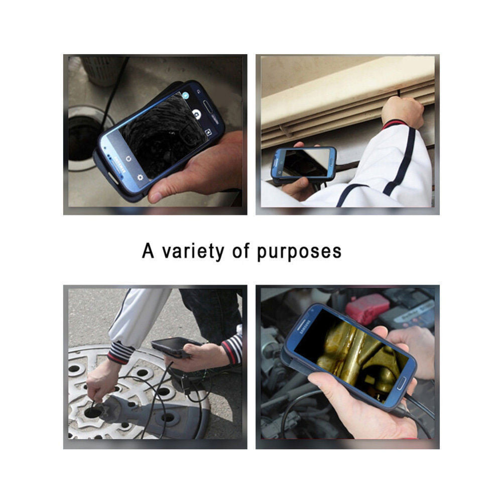Inspection WiFi Camera