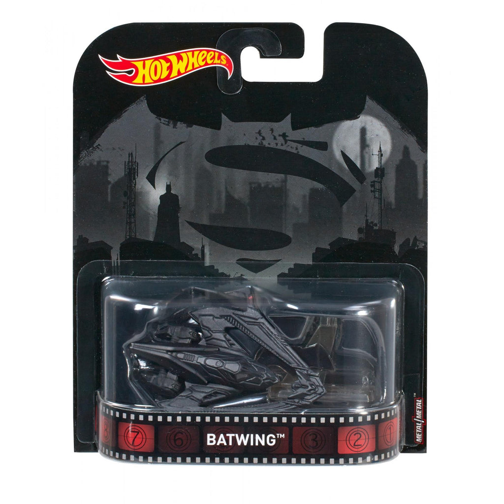 Hot Wheels Bat Wing Vehicle