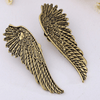 Angel Wing Earrings Clip On Jewellery