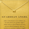 Guardian Angel Necklace Gift