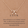 Luck Necklace Gift