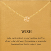 Wish Necklace Gift
