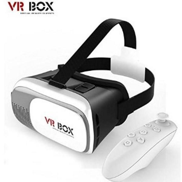 VR 3D Glasses 2.0 With remote controller