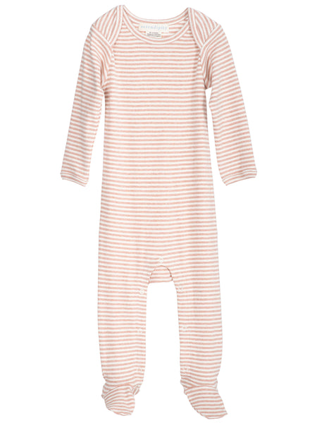 Serendipity Organics Baby Suit - Clay