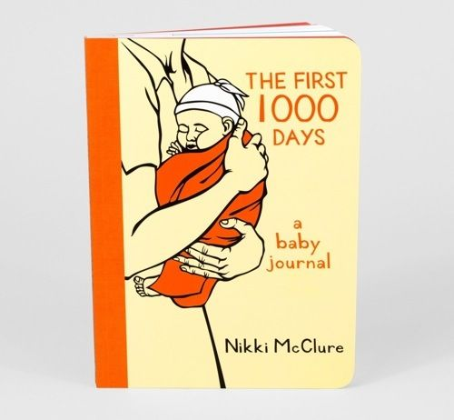 Nikki McClure - The First 1000 Days