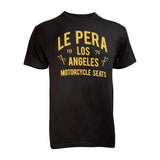 Men's Le Pera Black Text / Gold
