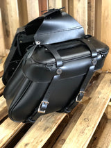 Le Pera Large Throw-Over Saddle Bags