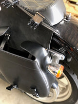 Le Pera Solo Bag for Dyna / 08+ Street Bob, 16+ Low Rider S, All 05' & Older Dynas