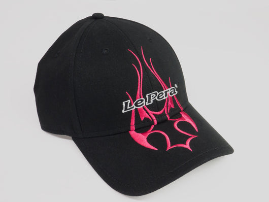 Le Pera Pink Inferno Hat