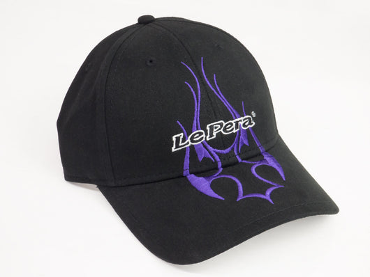 Le Pera Purple Inferno Hat