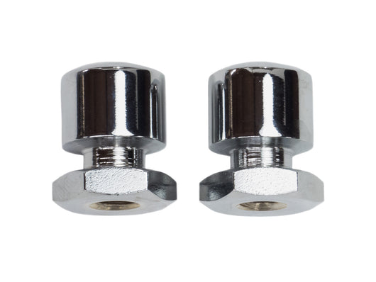 TOURING PILLION MOUNTING / GROOVED FIXING NUTS