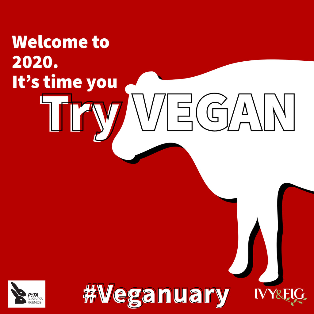 Try Going Vegan for Just One Month
