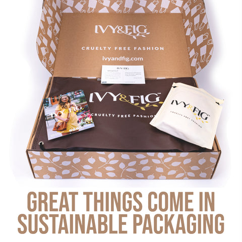 Great things come in sustainable packaging
