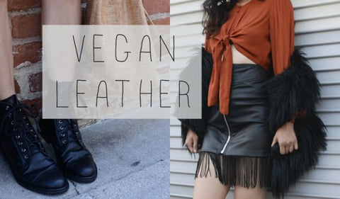 vegan leather handbags and purses
