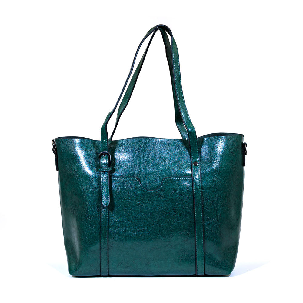 The Symphony Tote - Green