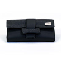 Ivy & Fig Wallet The Ibiza Wallet - Onyx