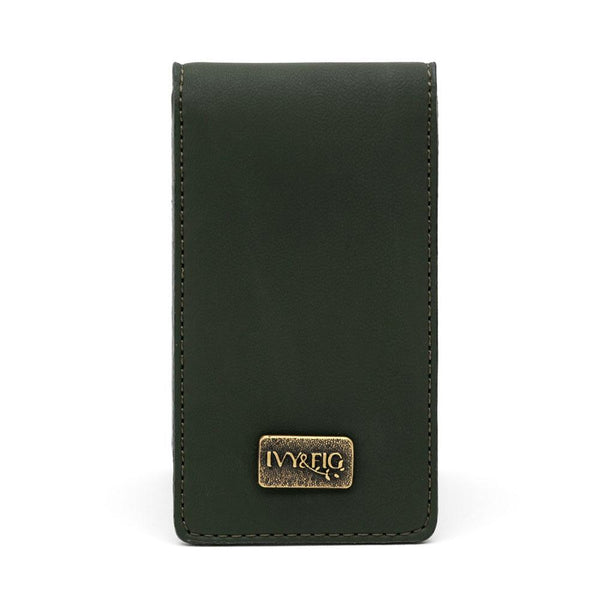Ivy and Fig Vegan Leather Handbags Lanai Wallet Ivy Green 1