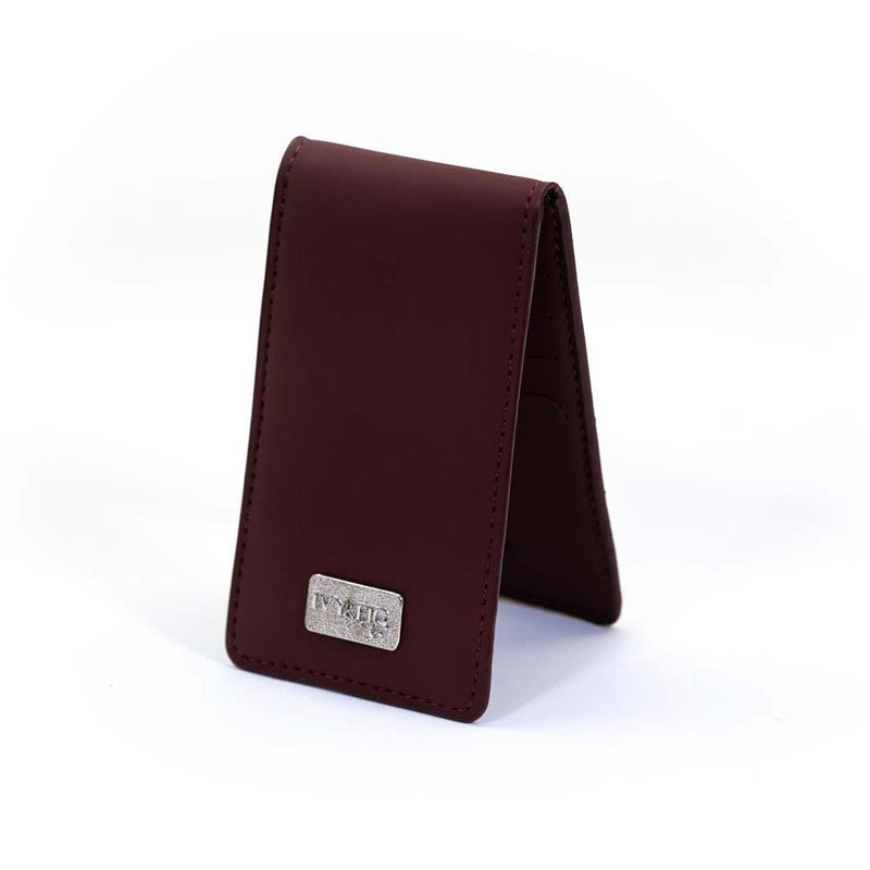 Ivy & Fig Wallet The Lanai Wallet - Mulberry