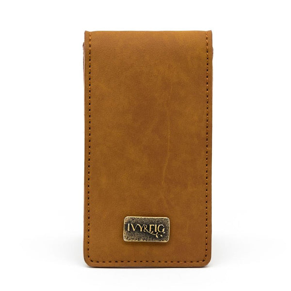 Ivy & Fig Wallet The Lanai Wallet - Saddle