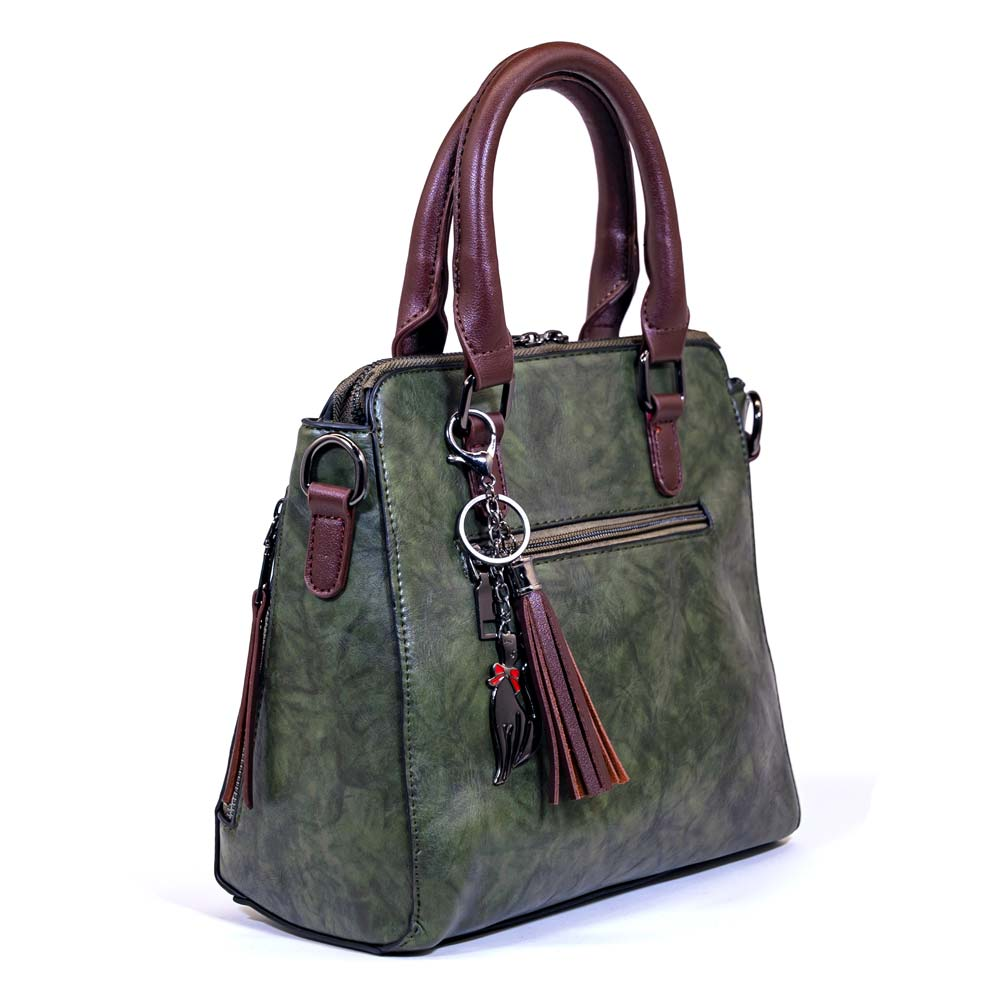 Leticia Exquisite Daily Bag - Army Green