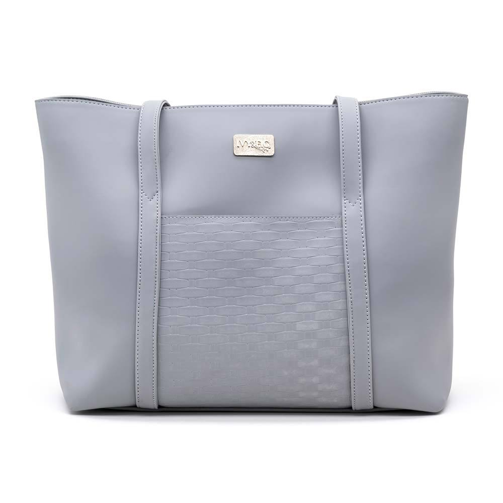 Ivy and Fig Vegan Leather Handbags Marcella Tote Fog Grey 1_265fa154 bf9c 422f 9911 358d207cd142