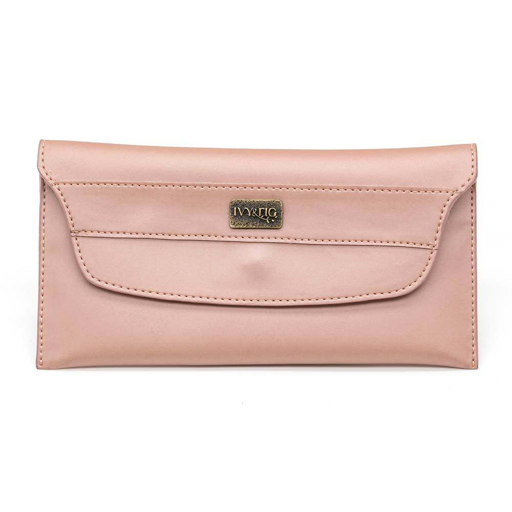 Ivy & Fig Wallet The Night Out - Rose Pearl