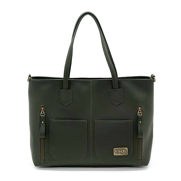 Ivy & Fig Handbag The Renata Handbag - Ivy