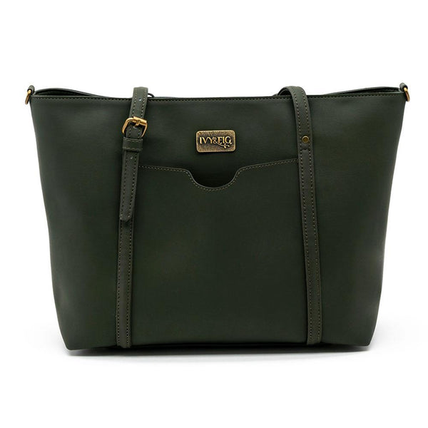 Ivy & Fig Discount The Stella Daybag - Ivy (40% off)