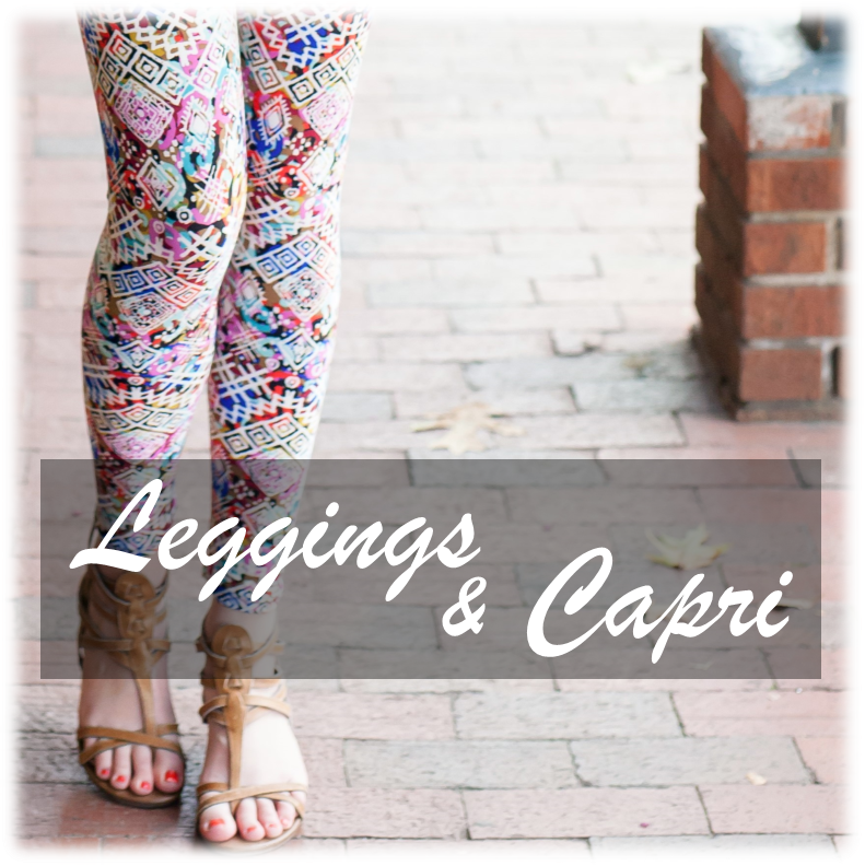 Leggings/Capri