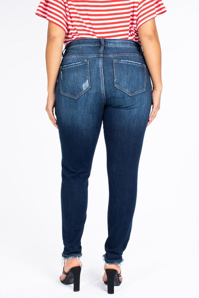 Brooklyn Dark Wash KanCan Jeans (item #12D)