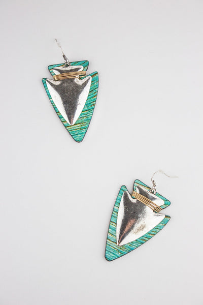 Arrow Head Earrings RP-2022