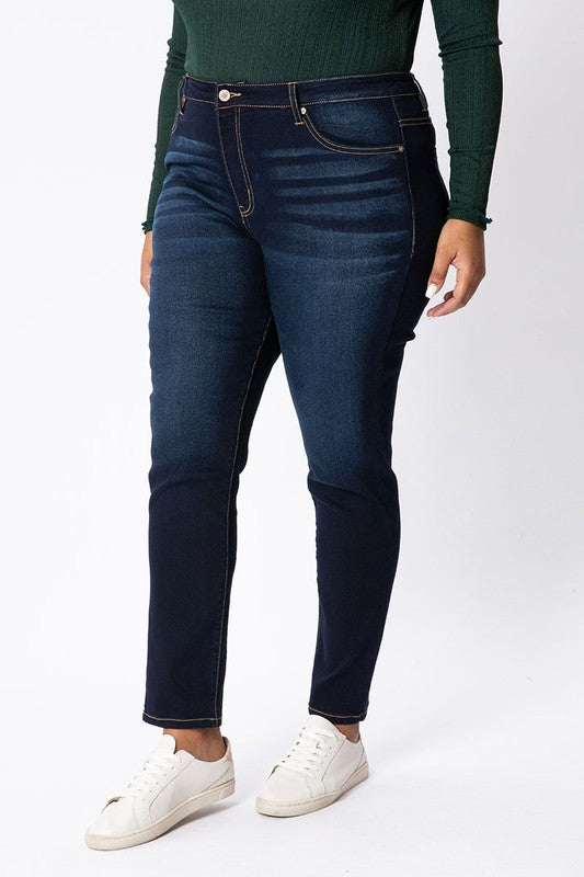Jordan Dark Wash KanCan Jeans (item #09SD)