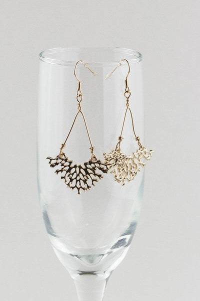 Branch Flare Earrings RP-6628