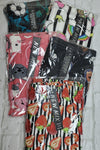 Leggings Full Length Clearance 5pk Bundle E PLUS (as pictured)