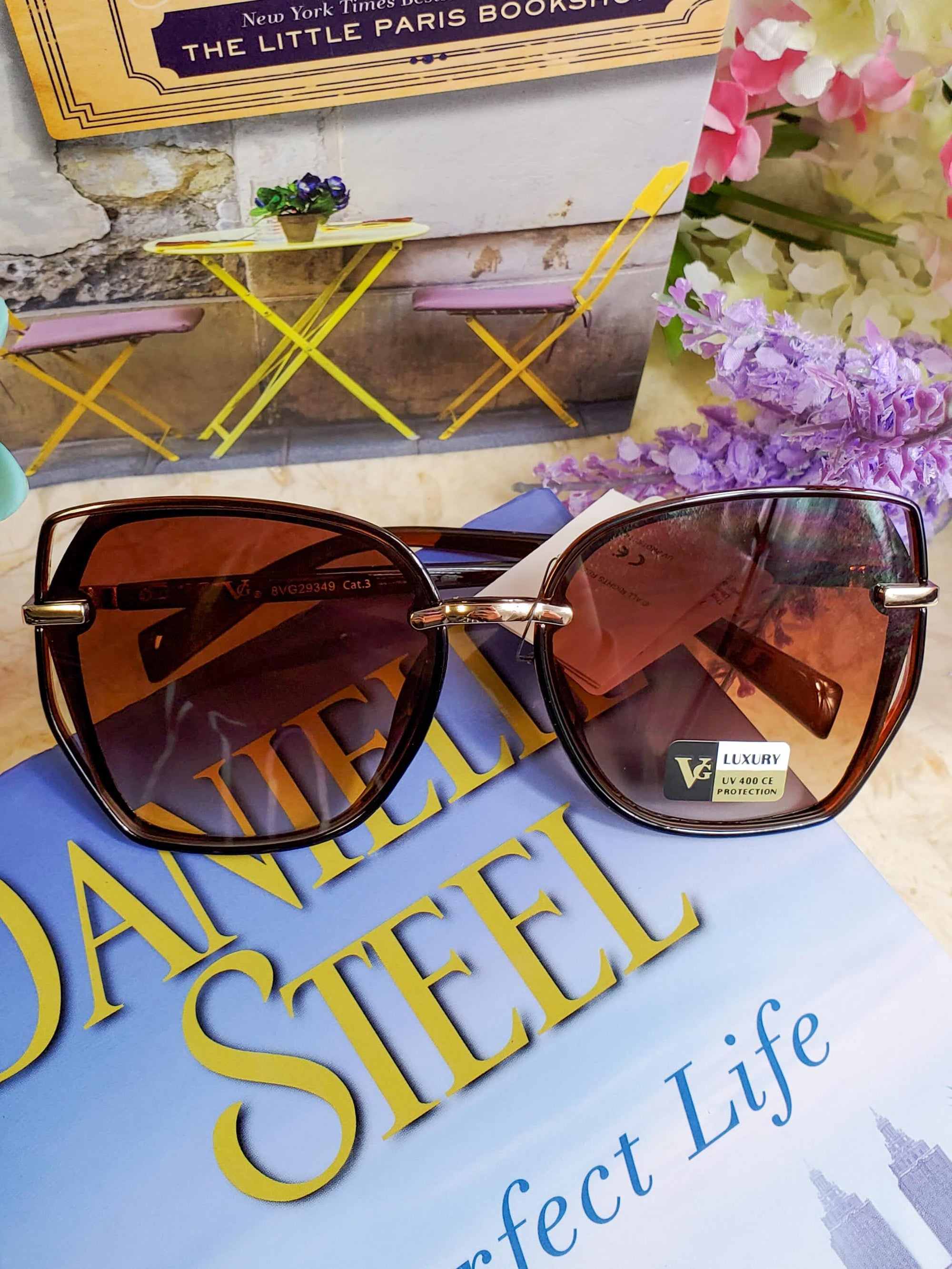 Anderson Brown Sunglasses