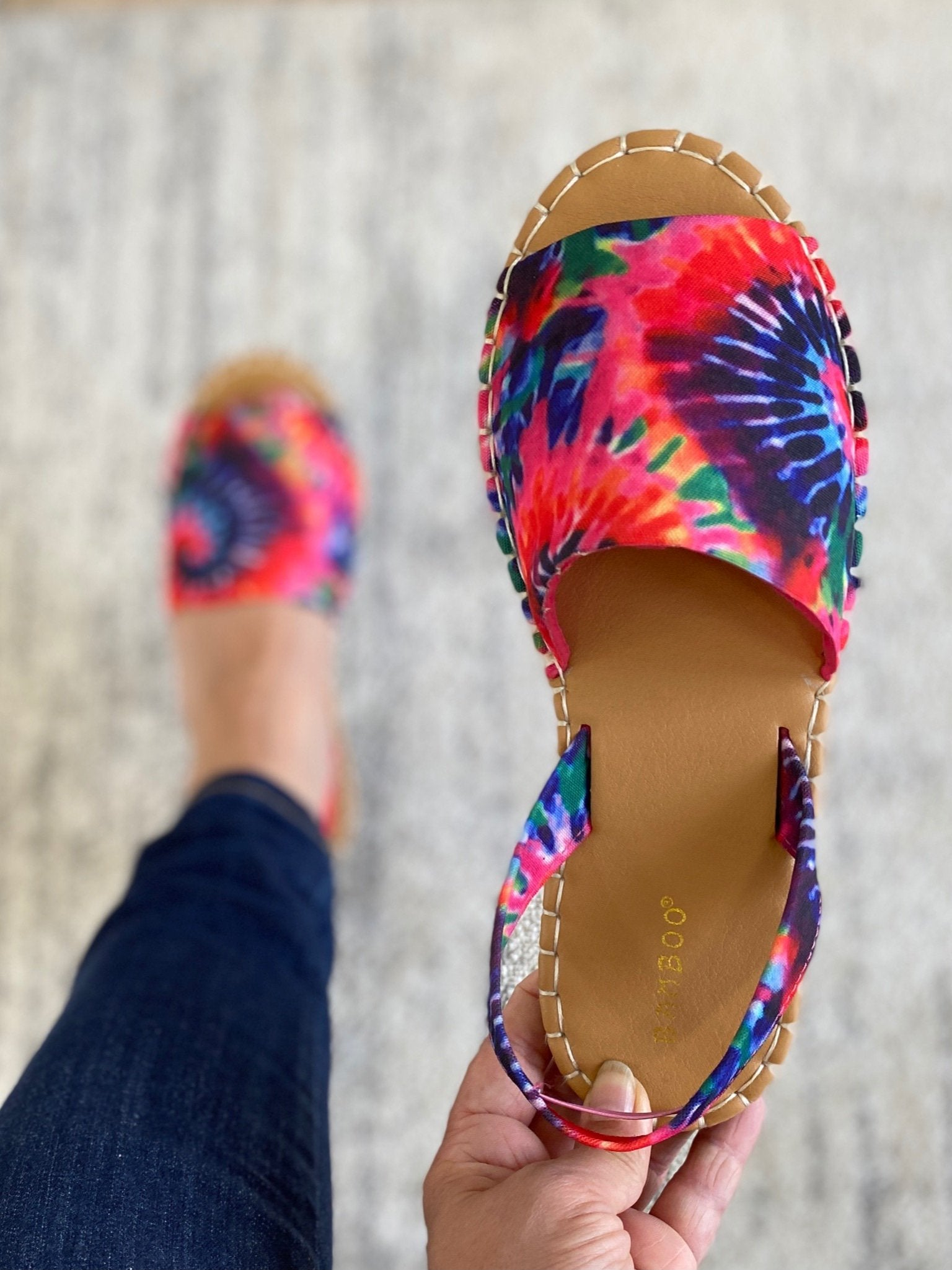 Feeling a Little Hippie Sandals