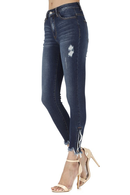 Vegas Dark Wash KanCan Jeans (item #20D)