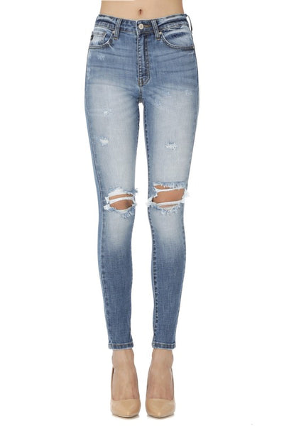 Anaheim Medium Wash KanCan Jeans (item #63M)