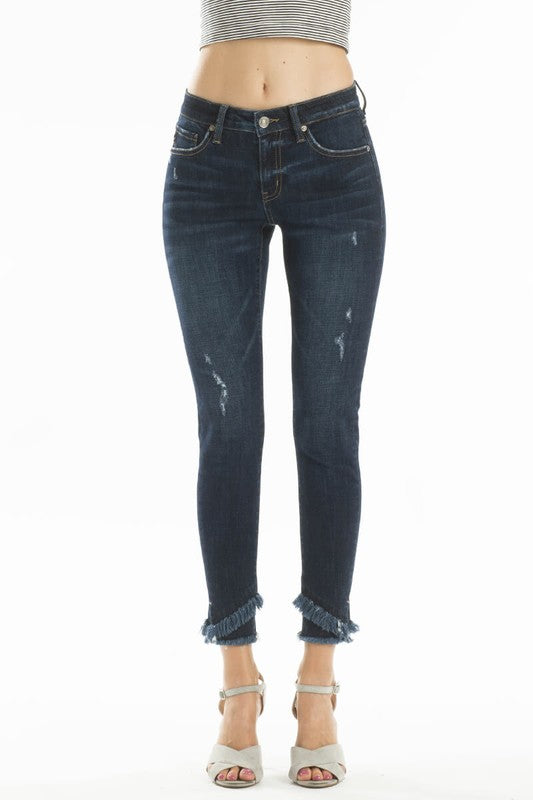 Davin Dark Wash KanCan Jeans (item #04D)